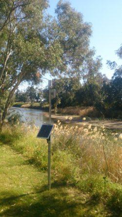 Water Level Meter