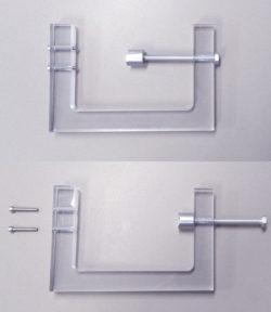 Stem Psychrometer Clamp PSYS-C77 (Stems 30~77mm)